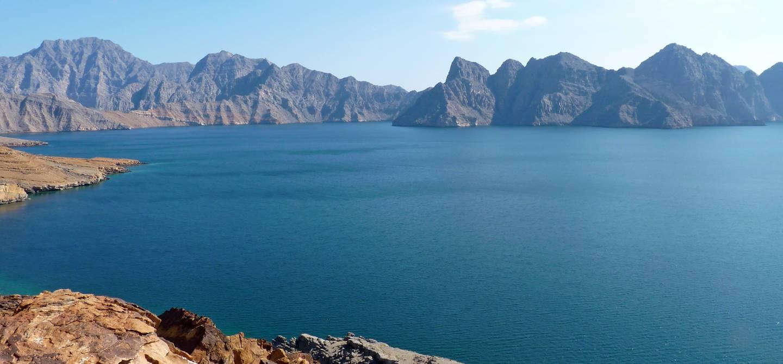 Fjords du Musandam - Oman