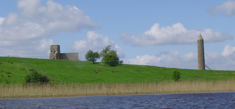 L'île de Devenish - Lough Erne