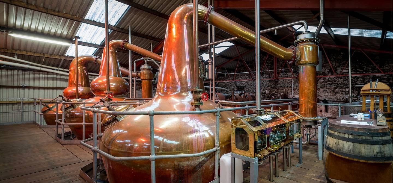 Distillerie - Irlande