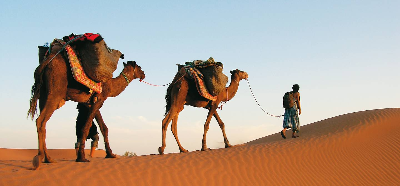 Traversée du désert - Maroc