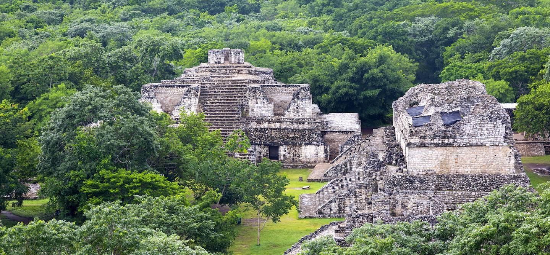 Cité maya de Ek Balam - Etat du Yucatan - Mexique