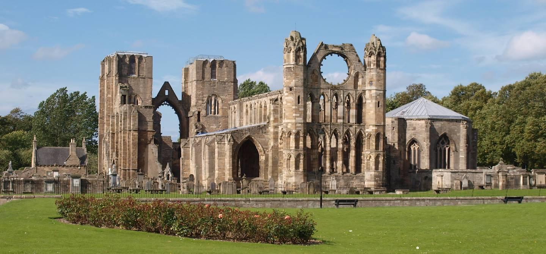 Cathédrale d'Elgin - Ecosse - Royaume-Uni