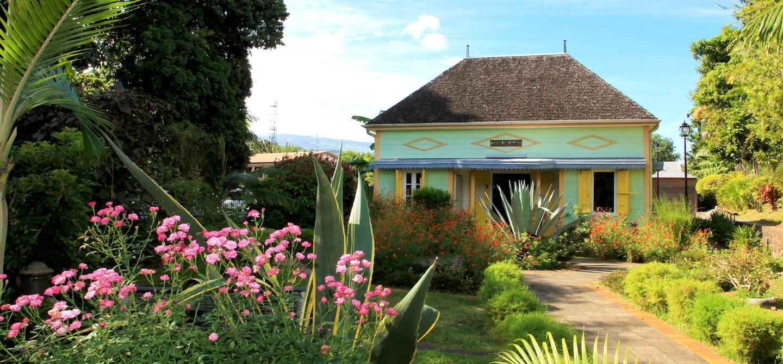 Case créole - Réunion