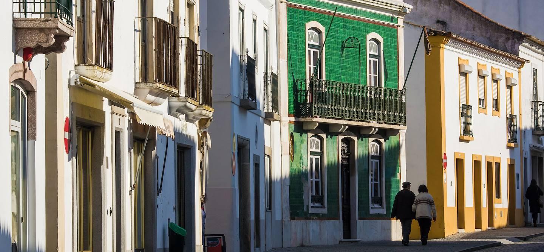 Ville d'Evora - Portugal