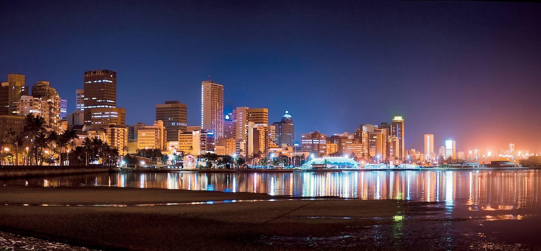 Gratte-ciels de Durban - Afrique du Sud