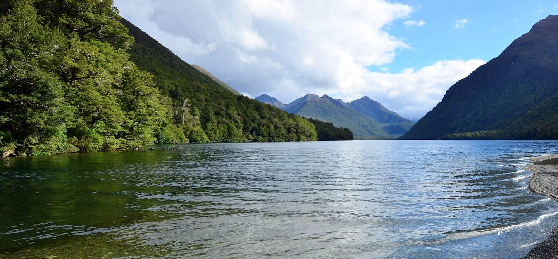 Lake Gunn - Parc national de Fiordland - Nouvelle Zélande