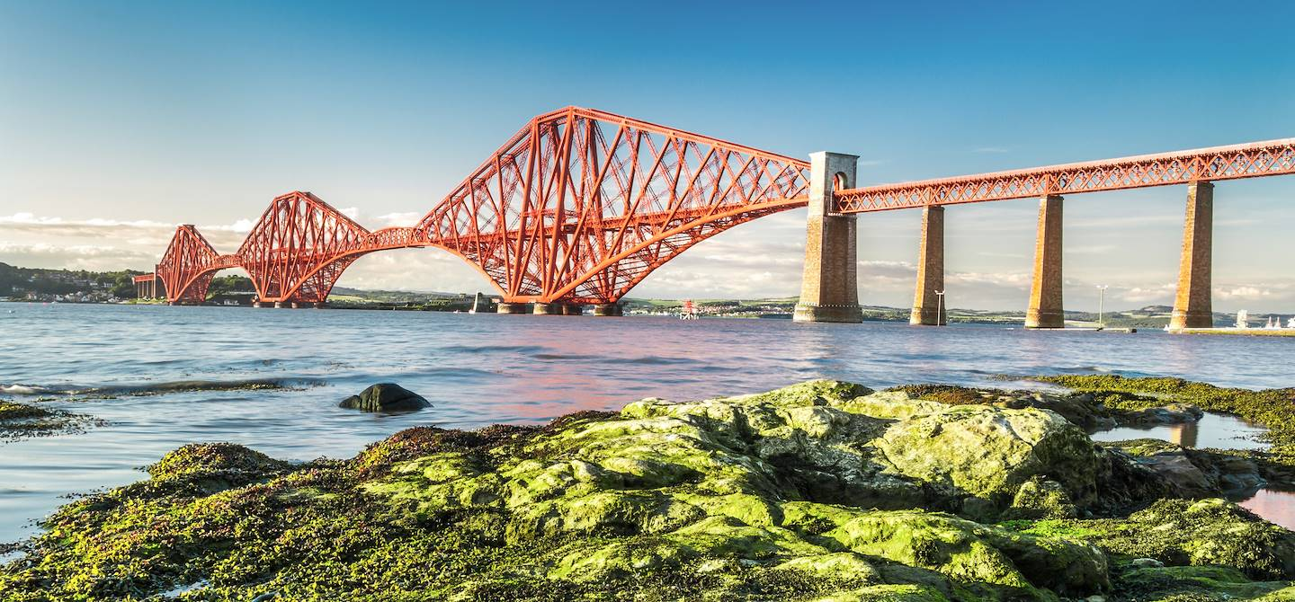 Pont Firth of Forth - Edimbourg - Ecosse
