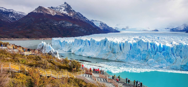 Glacier Perito Moreno - El Calafate - Province de Santa Cruz - Argentine