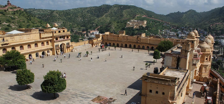 Fort d'Amber - Jaipur - Inde