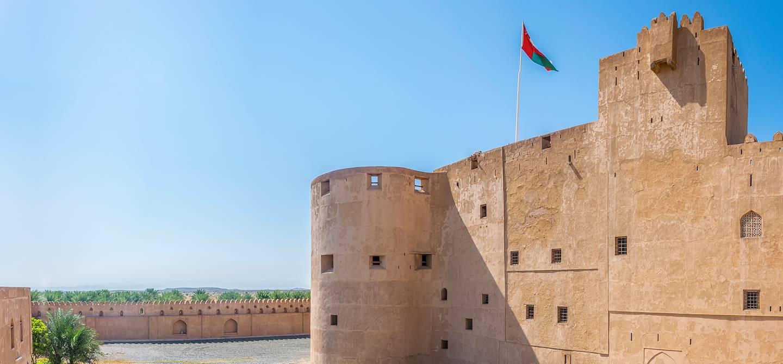 Fort de Jabrin - Région Ad Dakhiliyah - Oman