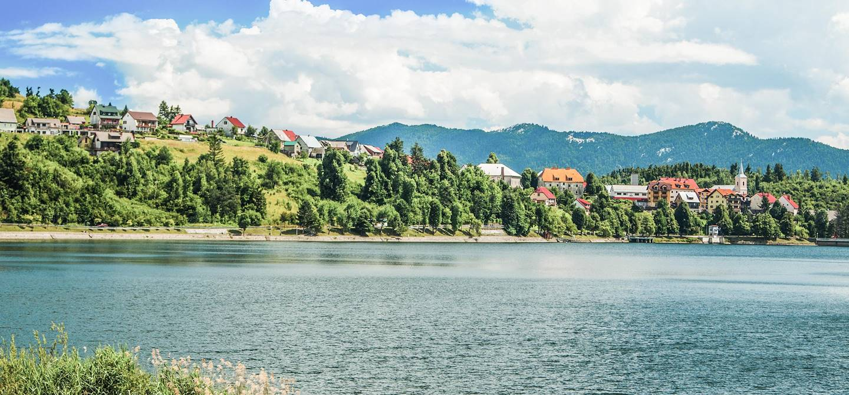 Fužine - Comitat de Primorje-Gorski Kotar - Croatie