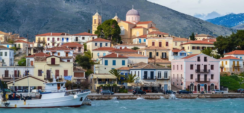 Galaxidi - Grèce