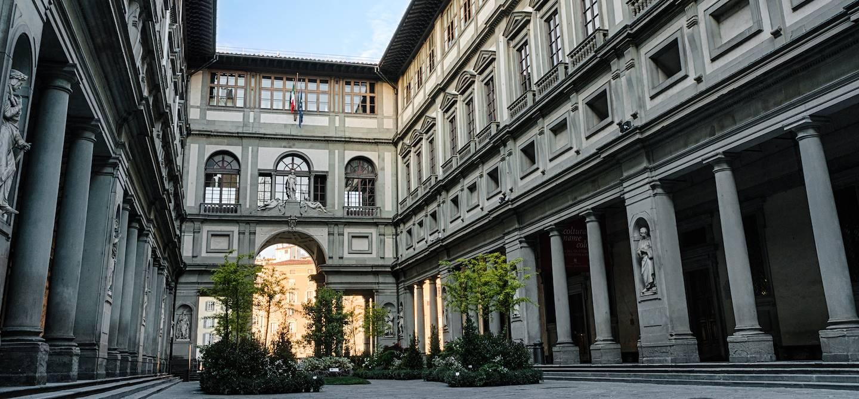Galerie des Offices - Florance - Toscane