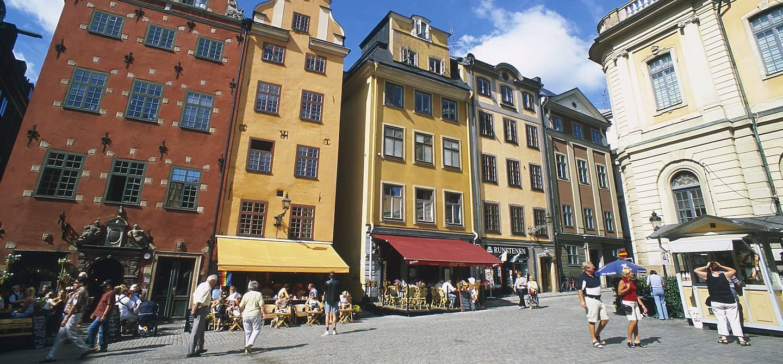 Gamla Stan - Stockholm - Suède