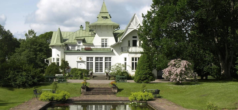 La Villa Gransholm à Gemla - Suède