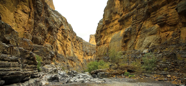 Wadi Ghul - Oman