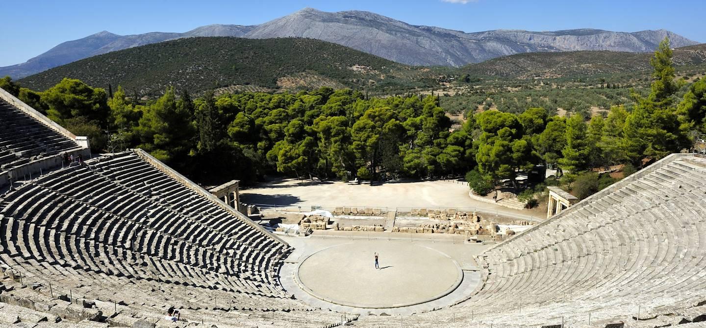 Theatre d'Epidaure - Péloponnèse - Grèce