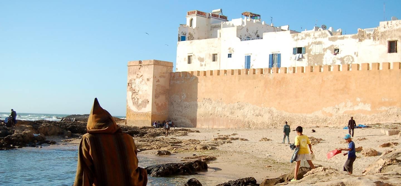 Les remparts d'Essaouira - Maroc