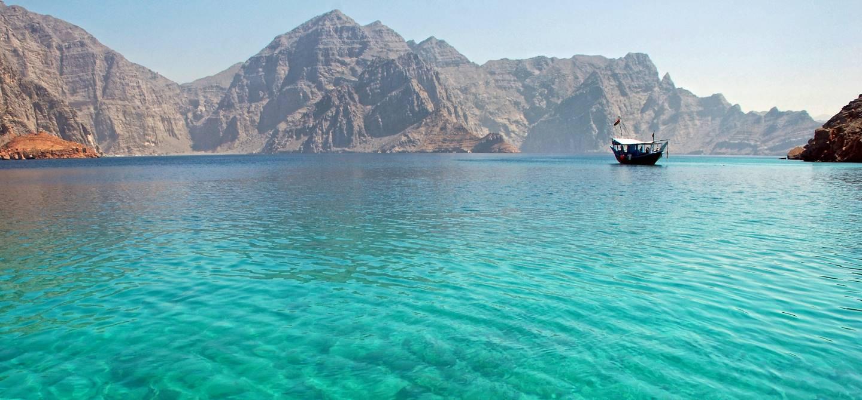 Péninsule du Musandam - Oman