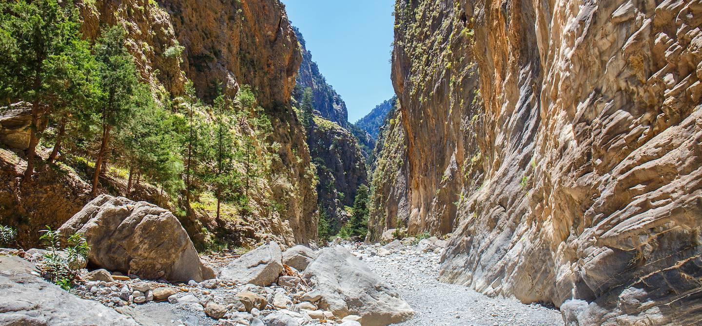 Gorges de Samaria - Crète - Grèce