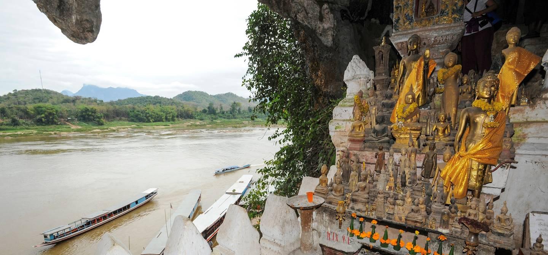 Grottes Pak Ou - Laos