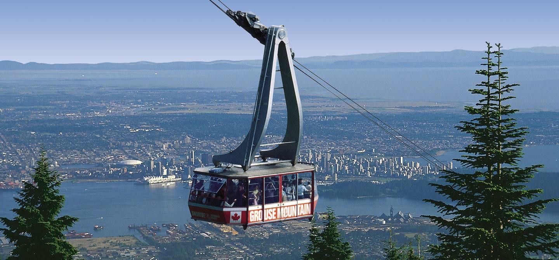 Grouse Mountain - Vancouver - Canada
