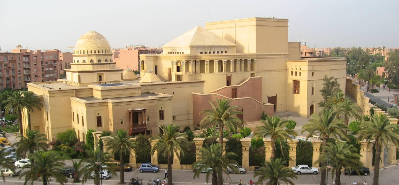 Opéra de Marrakech - Maroc