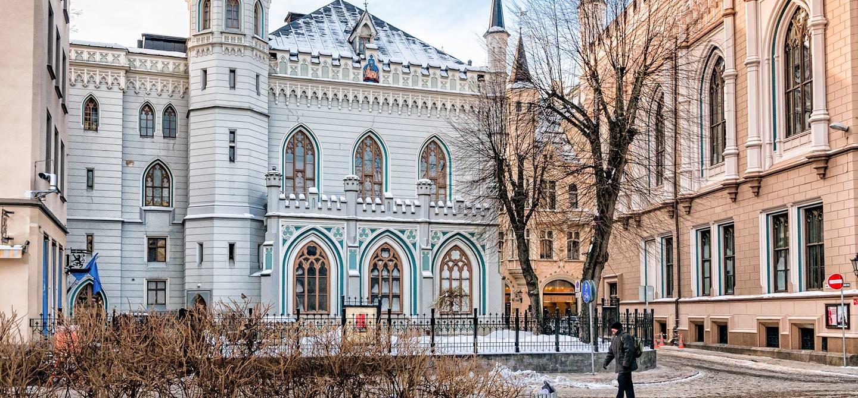 Petite Guilde de Riga - Lettonie