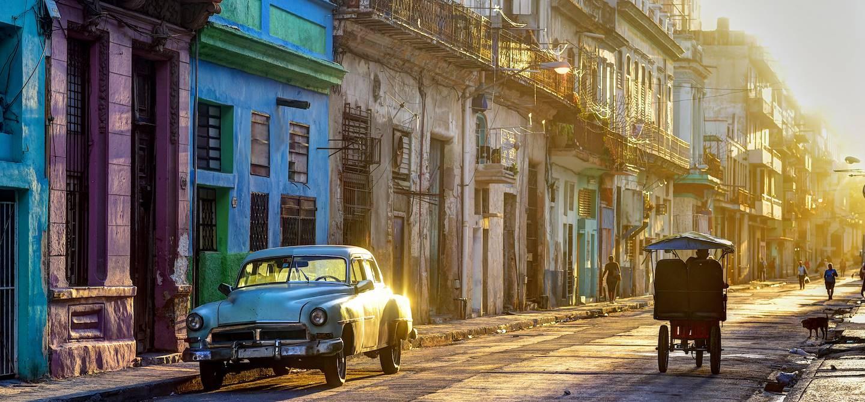 Habana Vieja - La Havane - Cuba