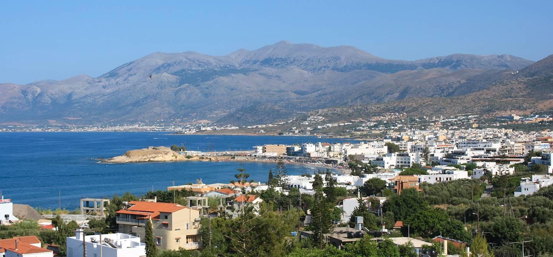 Hersonissos - Héraklion - Crète - Grèce