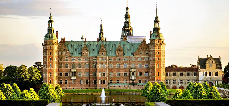 Le château de Frederiksborg - Hillerod - Danemark