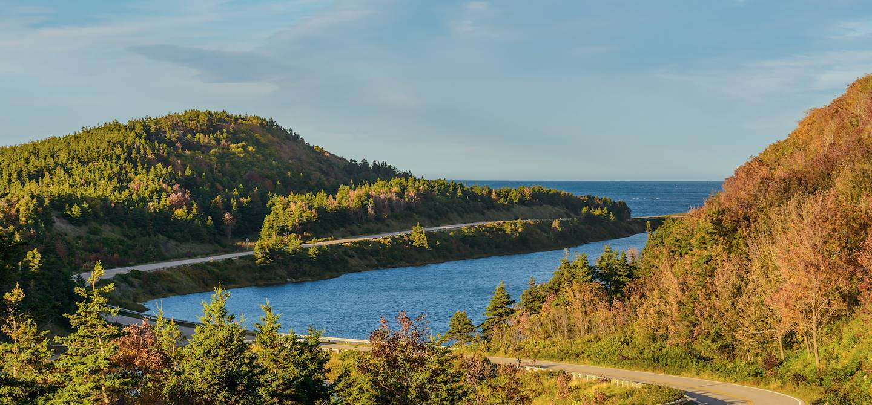 Cabot Trail - Ile du Cap Breton - Nouvelle-Ecosse - Canada