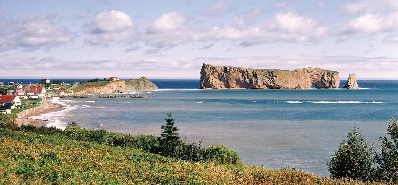 Parc national de l'Ile-Bonaventure-et-du-Rocher-Percé - Gaspésie - Québec - Canada