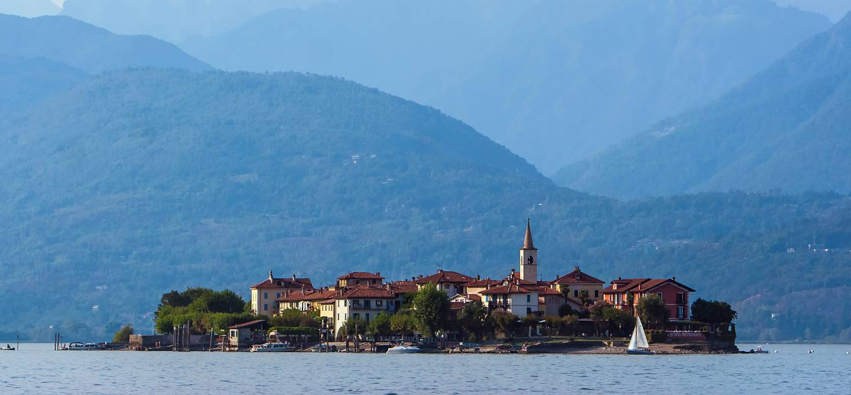 îles Borromées du Lac Majeur : Isola dei Pescatori - Italie