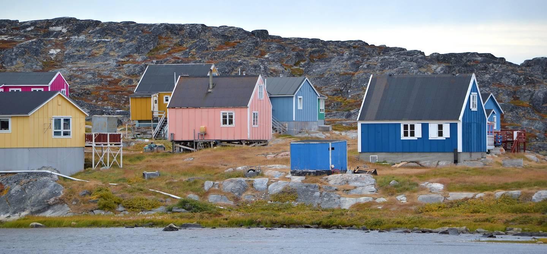 Ilimanaq -  Qaasuitsup - Baie de Disko - Groenland