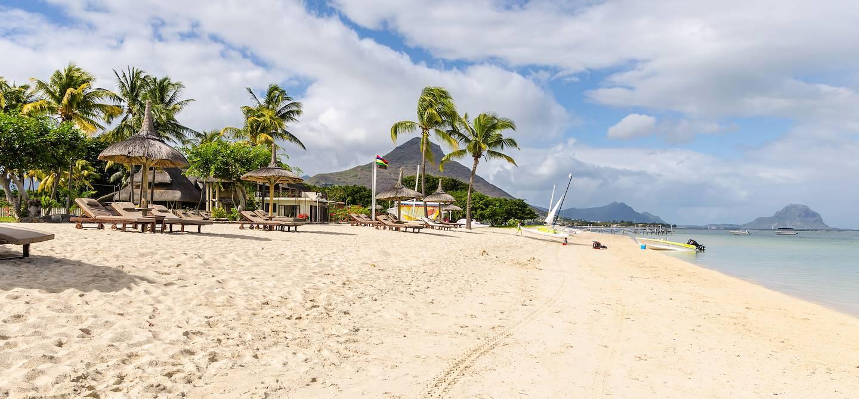 Plage de Flic en Flac - Île Maurice