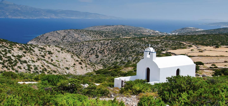 Ile d'Iraklia - Petites Cyclades - Grèce