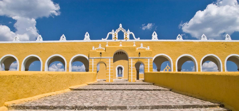 Monastère Franciscain de Saint Antoine de Padoue - Izamal - Mexique