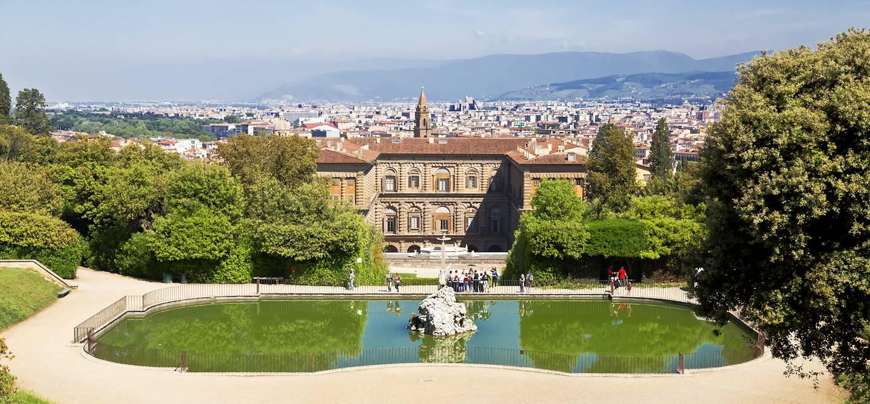 Jardin de Boboli - Florence - Toscane - Italie