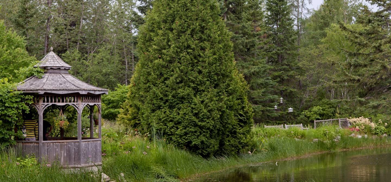 Jardins de Métis - Québec - Canada