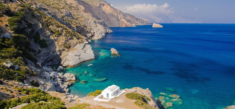 Ile d'Amorgos - Les Cyclades - Grèce
