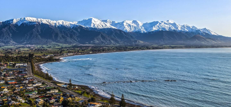 Kaikoura - île du Sud - Nouvelle-Zélande