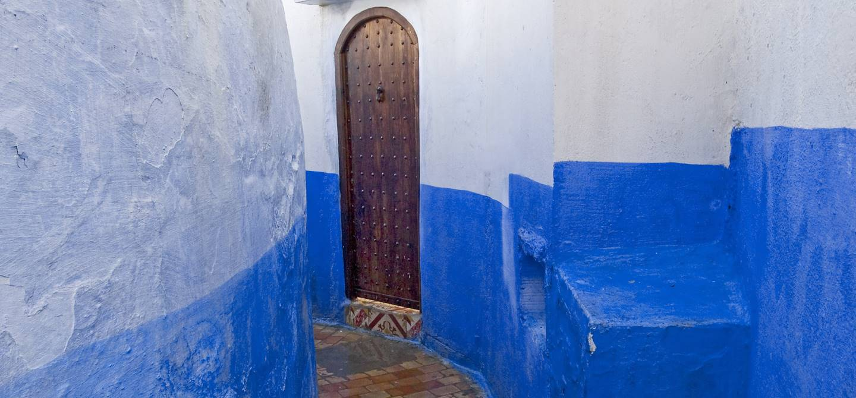 Kasbah des Oudayas - Rabat - Maroc