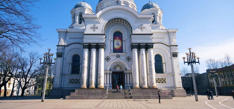 Eglise Saint-Michel-Archange - Kaunas - Lituanie