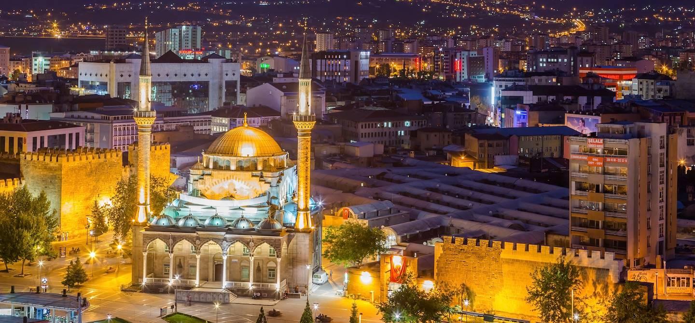 La mosquée Bürüngüz - Kayseri - Turquie