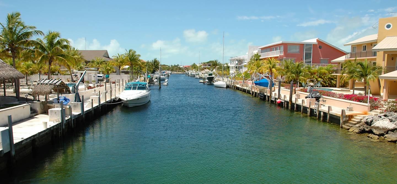 Key Largo - Archipel des Keys - Floride - Etats-Unis