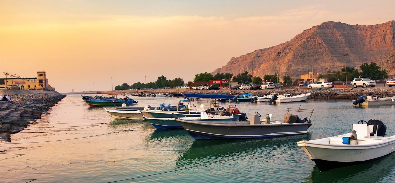 Khasab - Péninsule de Musandam - Oman