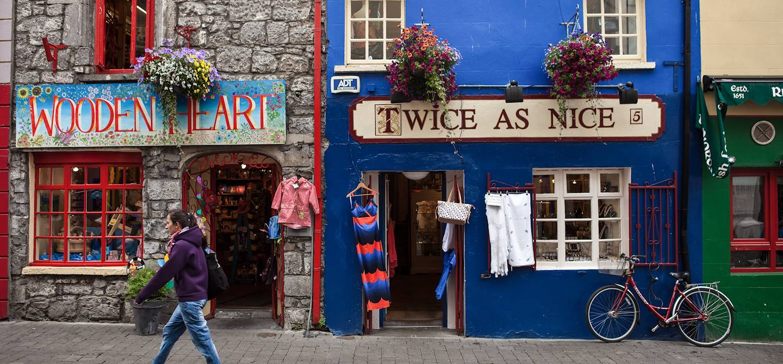 Spanish Arch District à Galway - Comté de Galway - Irlande