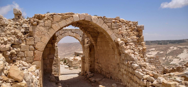 Shobak - Jordanie
