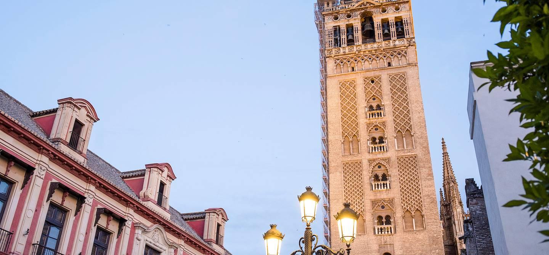 Tour Giralda - Séville - Andalousie - Espagne